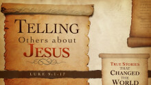 Telling Others About Jesus