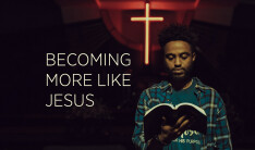 Becoming More Life Jesus