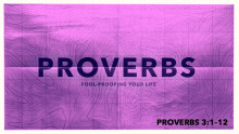Trust in the Lord (Proverbs 3)