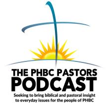 PHBC Pastors Podcast 37: Productivity