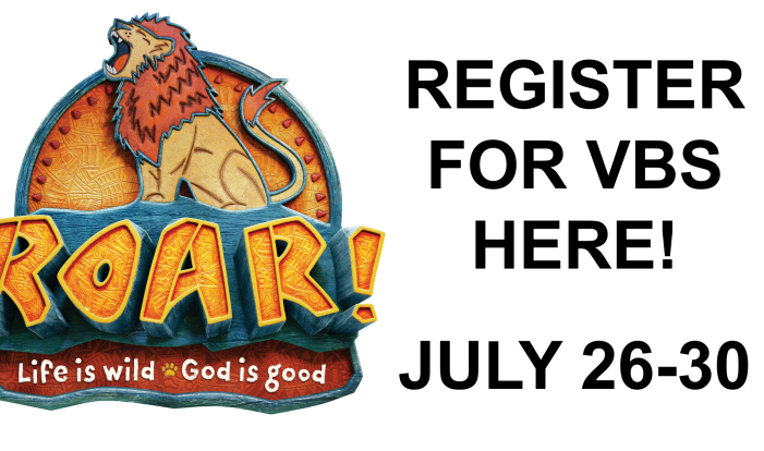 Register for VBS today!